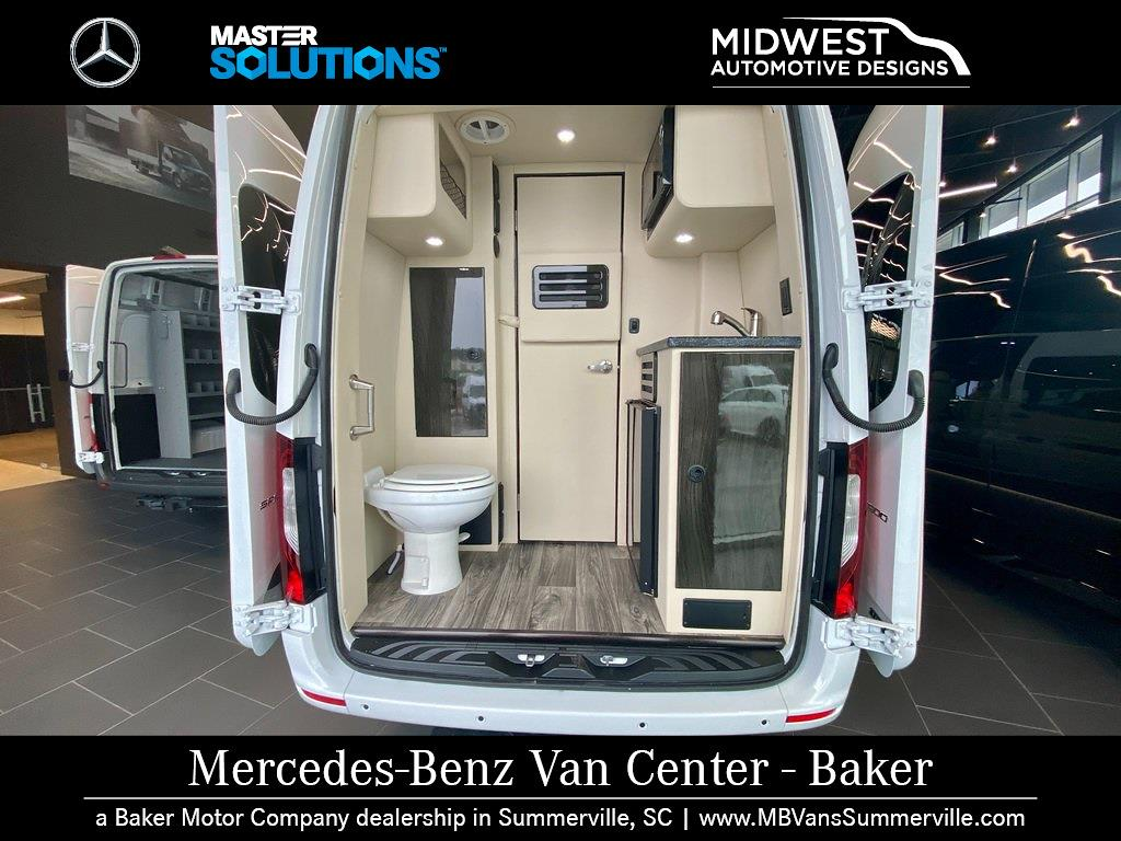 "2020 Mercedes-Benz Sprinter 3500 High Roof 4x2, 170"" MIDWEST AUTOMOTIVE DEISGNS LUXE CRUISER #MV0073 - photo 1"