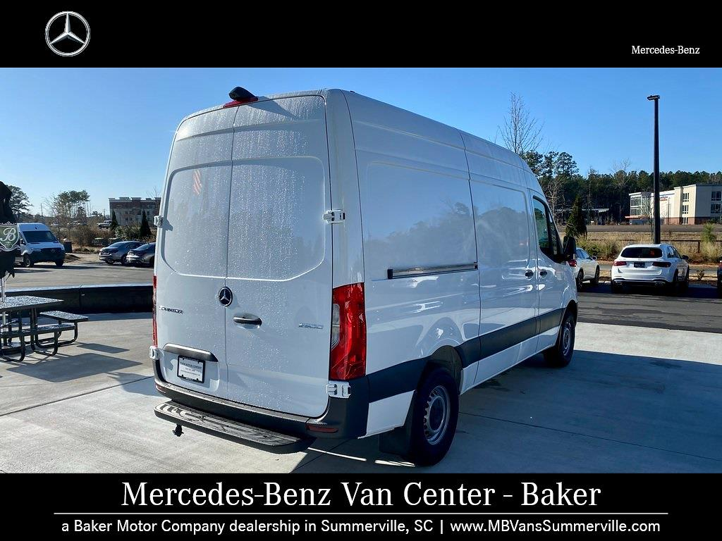 2020 Mercedes-Benz Sprinter 2500 Standard Roof 4x2, Empty Cargo Van #MV0075 - photo 5