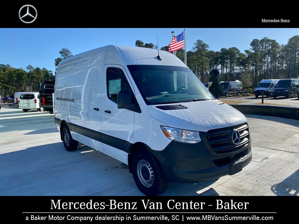 2020 Mercedes-Benz Sprinter 2500 Standard Roof 4x2, Empty Cargo Van #MV0075 - photo 9