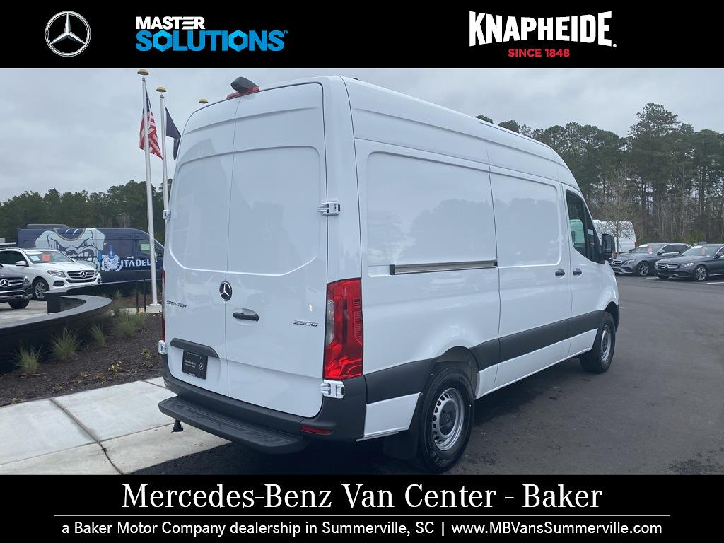 2020 Mercedes-Benz Sprinter 2500 Standard Roof 4x2, Empty Cargo Van #MV0077 - photo 11
