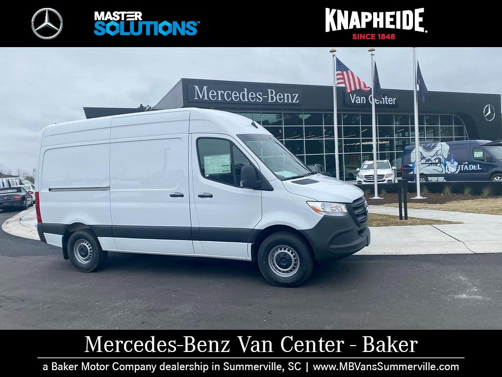 2020 Mercedes-Benz Sprinter 2500 4x2, Empty Cargo Van #MV0078 - photo 1