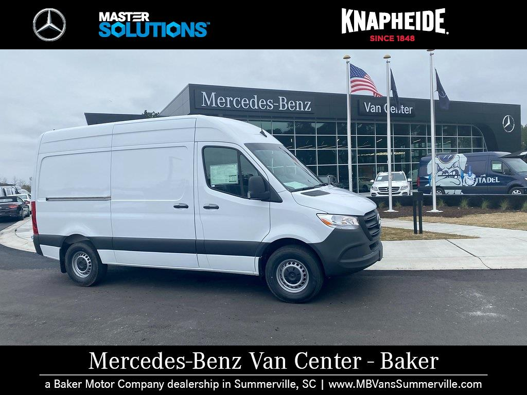 2020 Mercedes-Benz Sprinter 2500 Standard Roof 4x2, Empty Cargo Van #MV0079 - photo 1