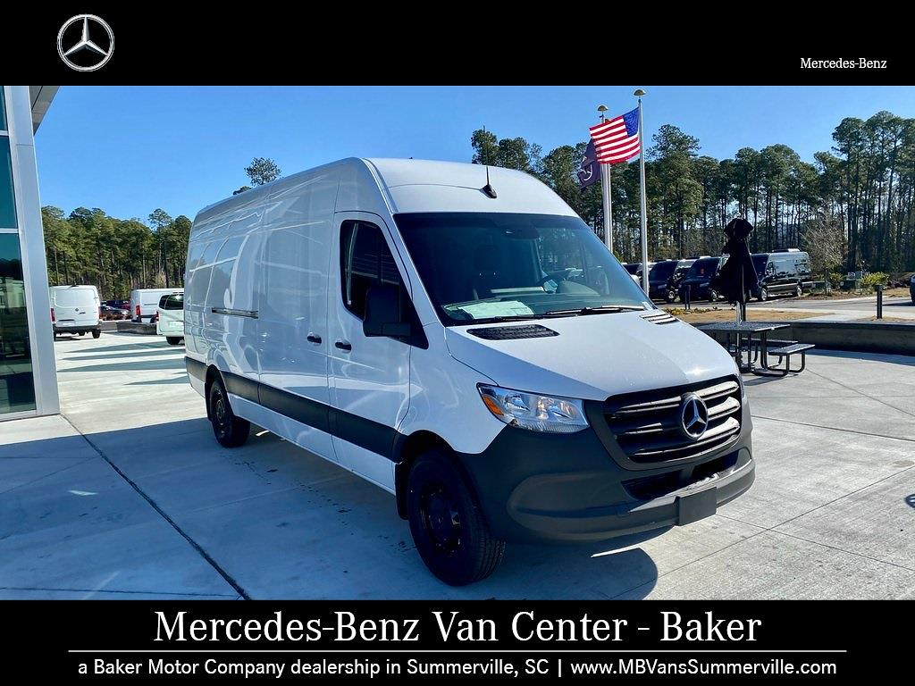 2020 Mercedes-Benz Sprinter 2500 High Roof 4x2, Empty Cargo Van #MV0081 - photo 17