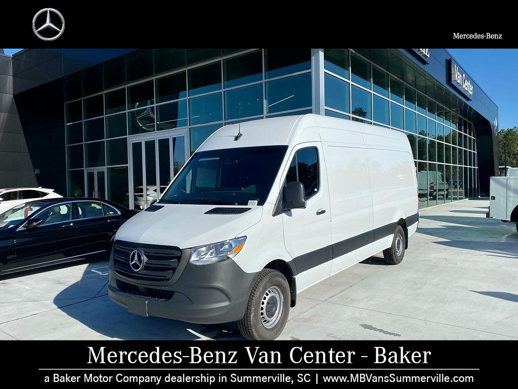 2020 Mercedes-Benz Sprinter 2500 High Roof 4x2, Empty Cargo Van #MV0083 - photo 1