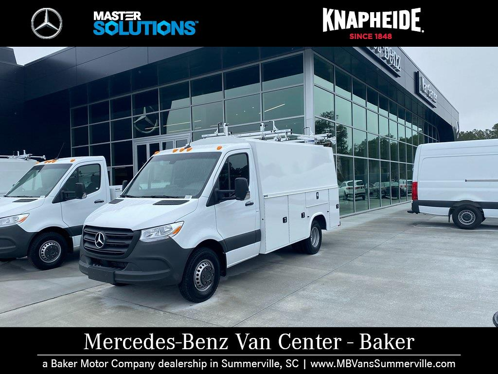 2020 Mercedes-Benz Sprinter 4500 Standard Roof DRW 4x2, Knapheide KUV Service Utility Van #MV0088 - photo 1