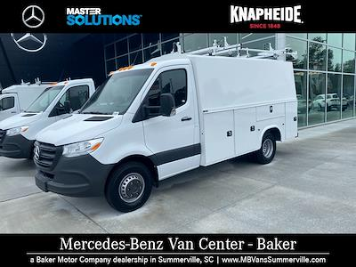 2020 Mercedes-Benz Sprinter 4500 Standard Roof DRW 4x2, Knapheide KUV Service Utility Van #MV0088 - photo 3
