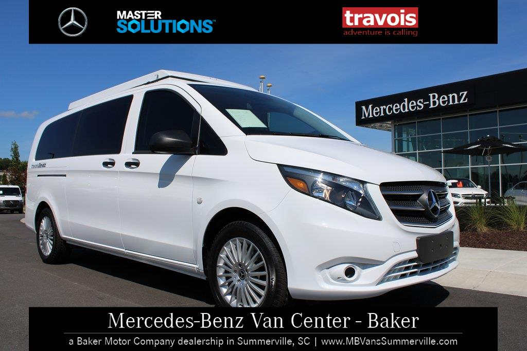 2020 Mercedes-Benz Metris 4x2, Travois Vans Other/Specialty #MV0089 - photo 1