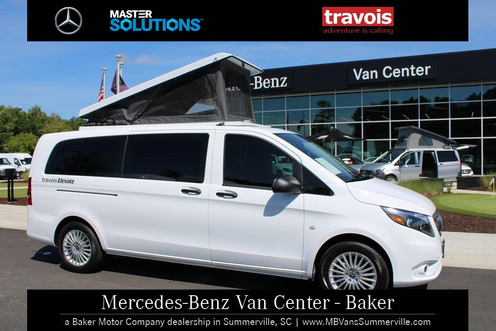 2020 Mercedes-Benz Metris 4x2, Travois Vans Other/Specialty #MV0089 - photo 8