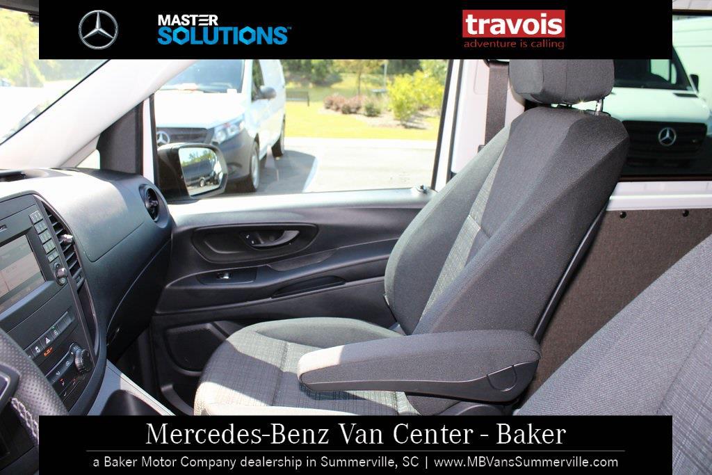 2020 Mercedes-Benz Metris 4x2, Travois Vans Other/Specialty #MV0089 - photo 32