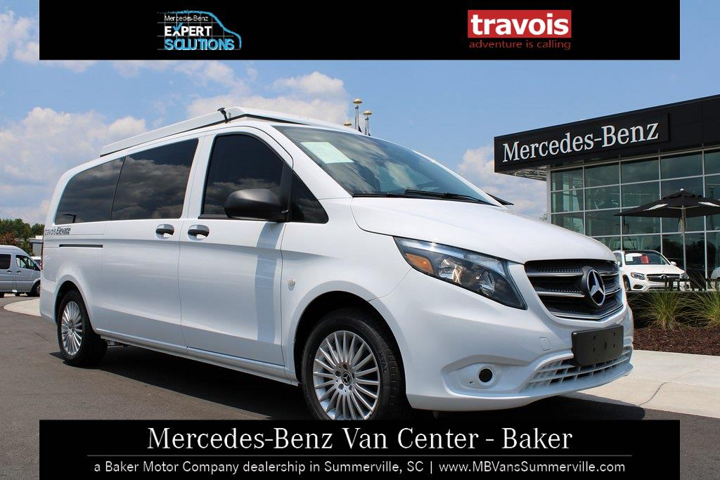 2020 Mercedes-Benz Metris 4x2, Travois Vans Other/Specialty #MV0090 - photo 1