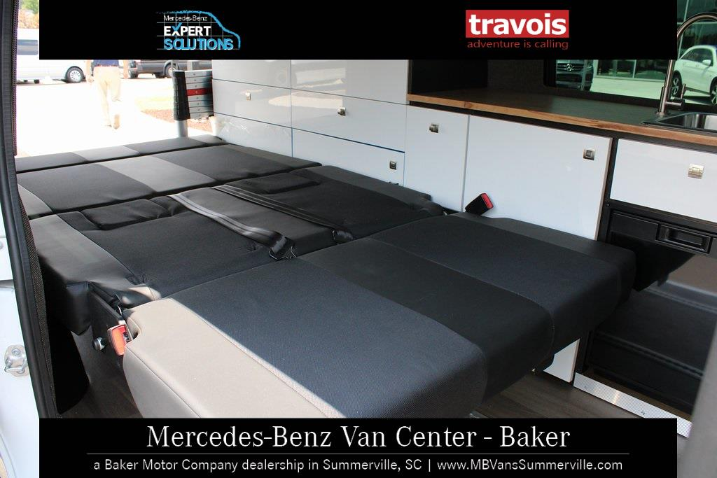 2020 Mercedes-Benz Metris 4x2, Travois Vans Other/Specialty #MV0090 - photo 12