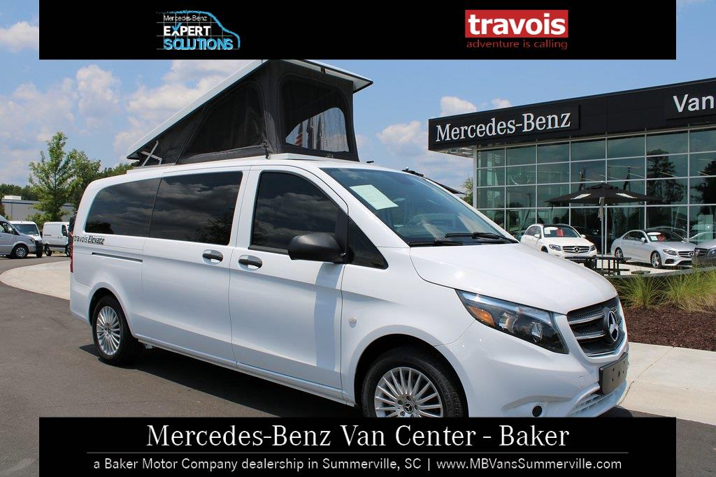 2020 Mercedes-Benz Metris 4x2, Travois Vans Other/Specialty #MV0090 - photo 6