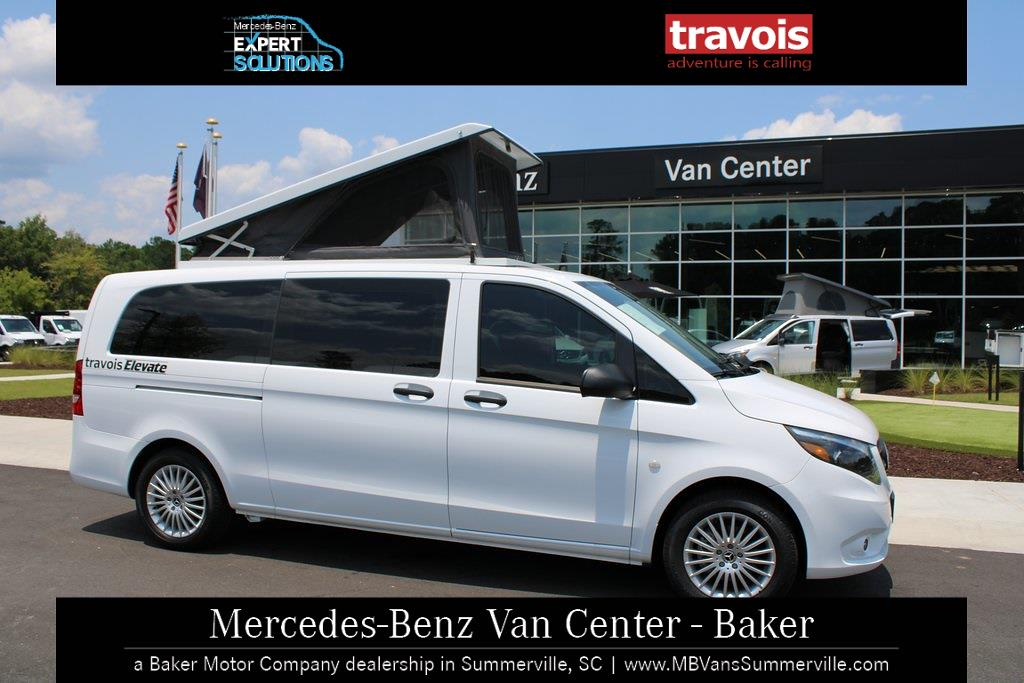 2020 Mercedes-Benz Metris 4x2, Travois Vans Other/Specialty #MV0090 - photo 7