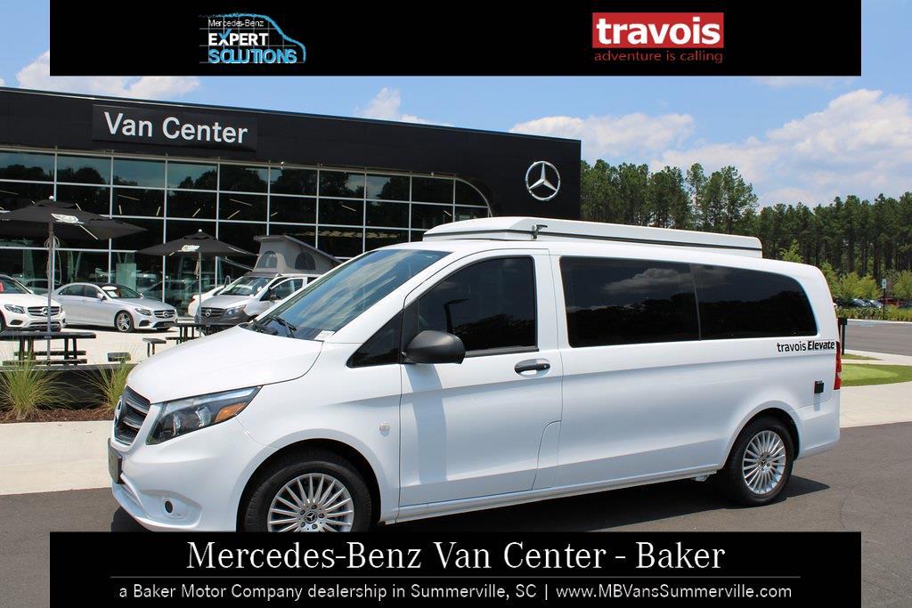 2020 Mercedes-Benz Metris 4x2, Travois Vans Other/Specialty #MV0090 - photo 22