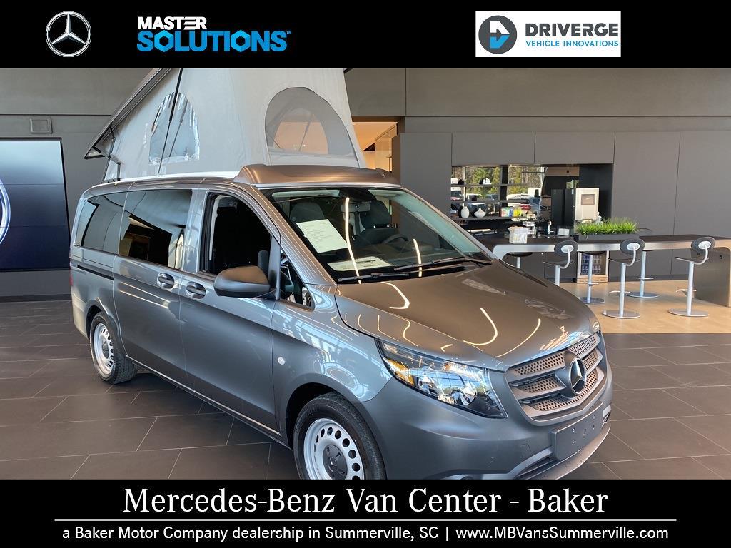 2020 Mercedes-Benz Metris 4x2, Driverge Other/Specialty #MV0091 - photo 20
