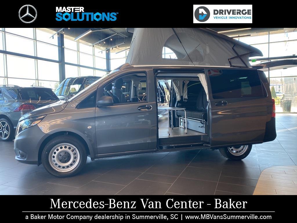 2020 Mercedes-Benz Metris 4x2, Driverge Other/Specialty #MV0091 - photo 1