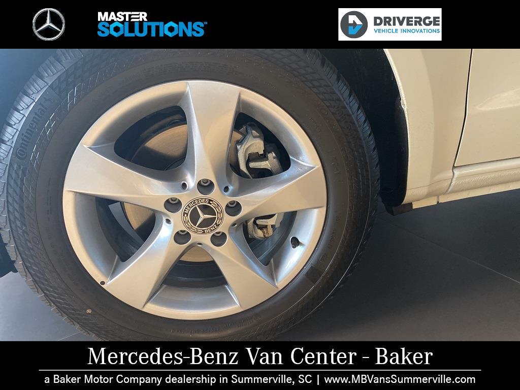 2021 Mercedes-Benz Metris 4x2, Driverge Other/Specialty #MV0094 - photo 10
