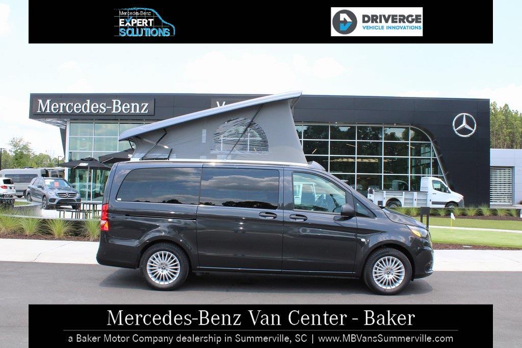 2021 Mercedes-Benz Metris 4x2, Driverge Other/Specialty #MV0095 - photo 1