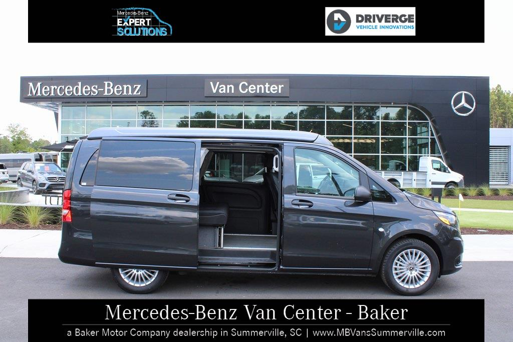 2021 Mercedes-Benz Metris 4x2, Driverge Other/Specialty #MV0095 - photo 8