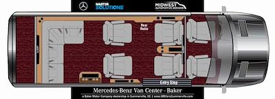 2020 Mercedes-Benz Sprinter 3500 High Roof 4x2, Other/Specialty #MV0096 - photo 8