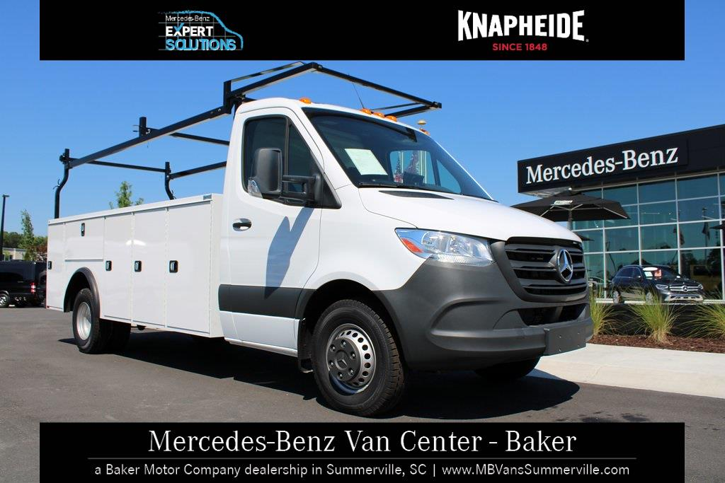 2020 Mercedes-Benz Sprinter 4500 DRW 4x2, Knapheide Service Body #MV0101 - photo 1