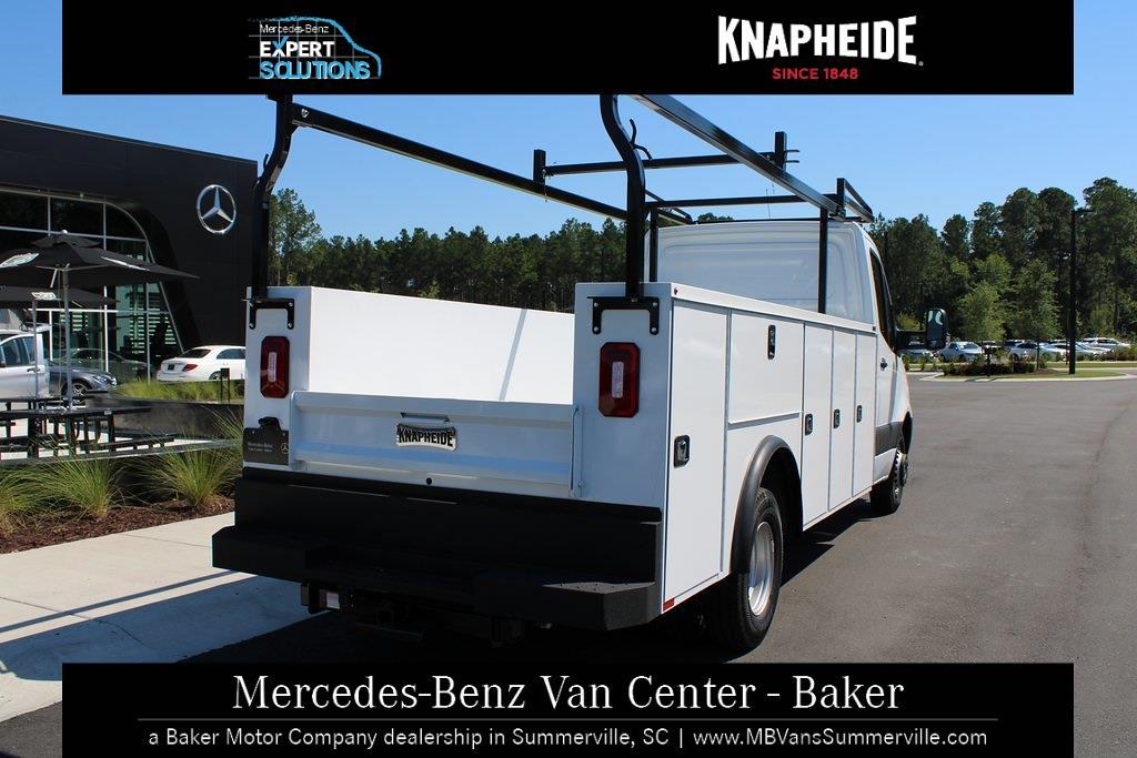2020 Mercedes-Benz Sprinter 4500 DRW 4x2, Knapheide Service Body #MV0101 - photo 9