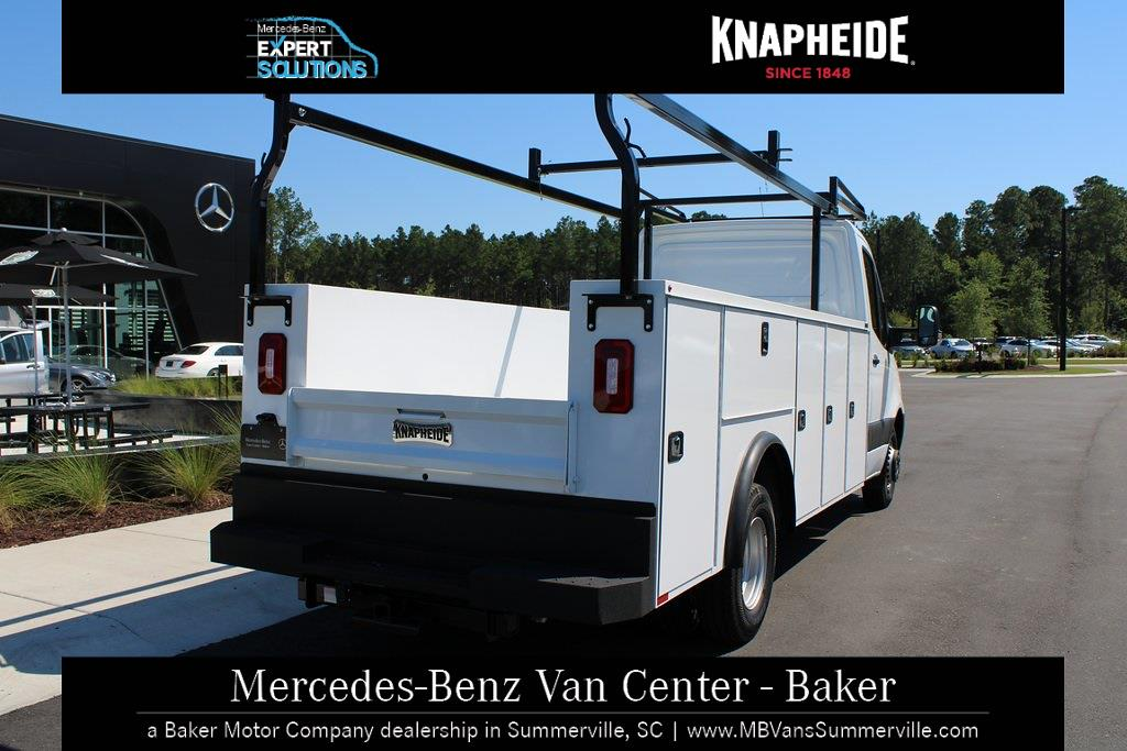 2020 Mercedes-Benz Sprinter 4500 DRW 4x2, Knapheide Service Body #MV0101 - photo 1