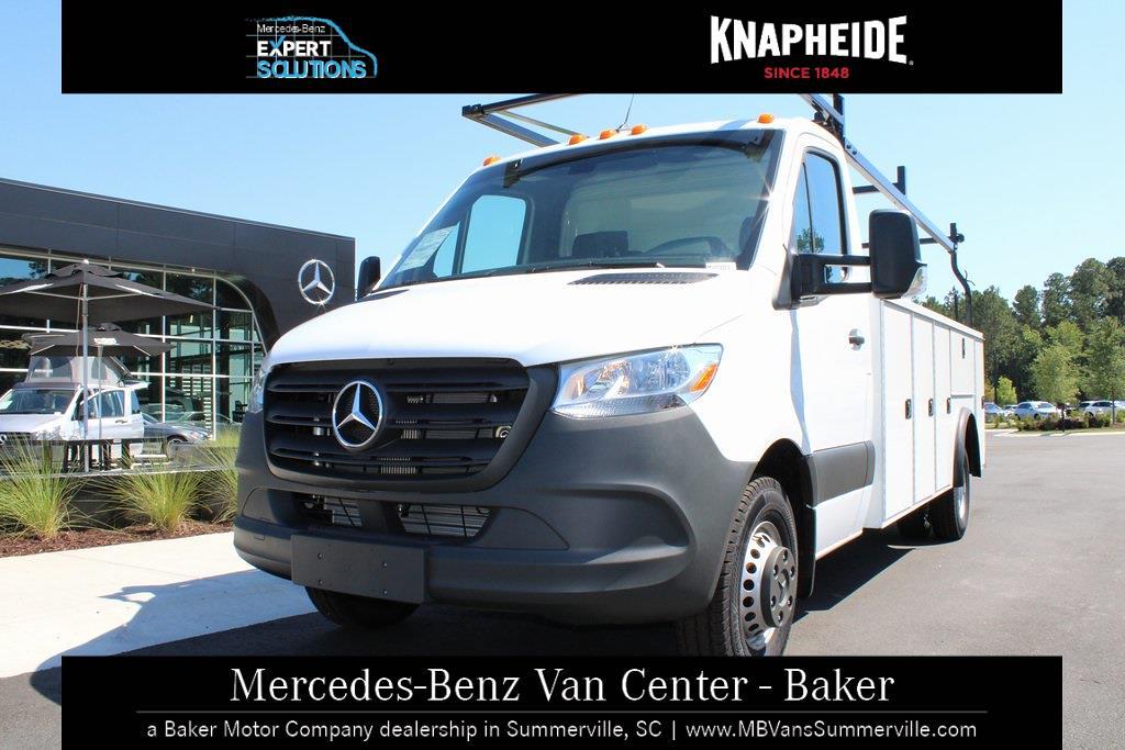 2020 Mercedes-Benz Sprinter 4500 DRW 4x2, Knapheide Service Body #MV0101 - photo 19
