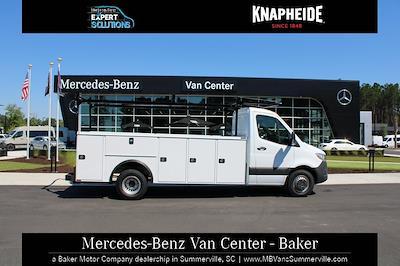 2020 Mercedes-Benz Sprinter 4500 DRW 4x2, Knapheide Service Body #MV0101 - photo 4