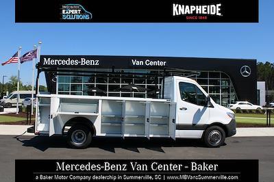 2020 Mercedes-Benz Sprinter 4500 DRW 4x2, Knapheide Service Body #MV0101 - photo 6