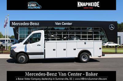 2020 Mercedes-Benz Sprinter 4500 DRW 4x2, Knapheide Service Body #MV0101 - photo 17