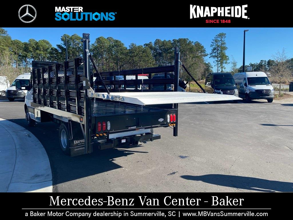 2020 Mercedes-Benz Sprinter 3500 High Roof 4x2, Knapheide Stake Bed #MV0106 - photo 1