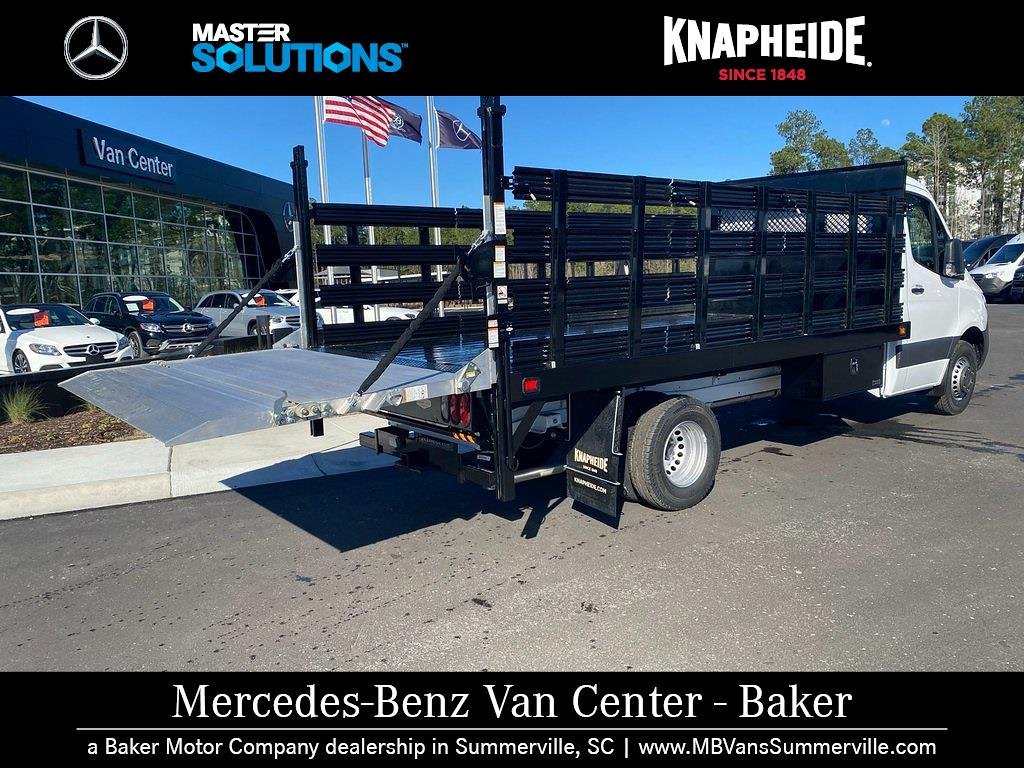 2020 Mercedes-Benz Sprinter 3500 High Roof 4x2, Empty Cargo Van #MV0106 - photo 2