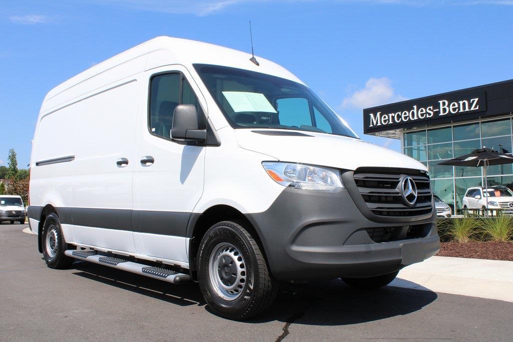 2020 Mercedes-Benz Sprinter 2500 Standard Roof 4x2, Empty Cargo Van #MV0110 - photo 1