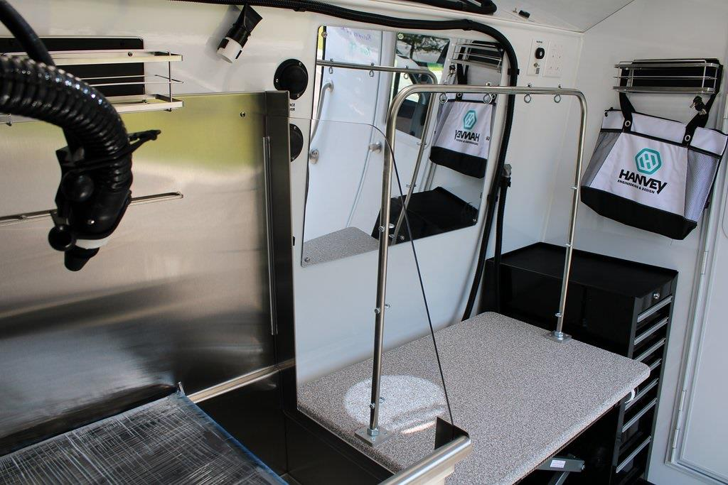2020 Mercedes-Benz Sprinter 2500 Standard Roof 4x2, Hanvey Engineering & Design Other/Specialty #MV0110 - photo 14