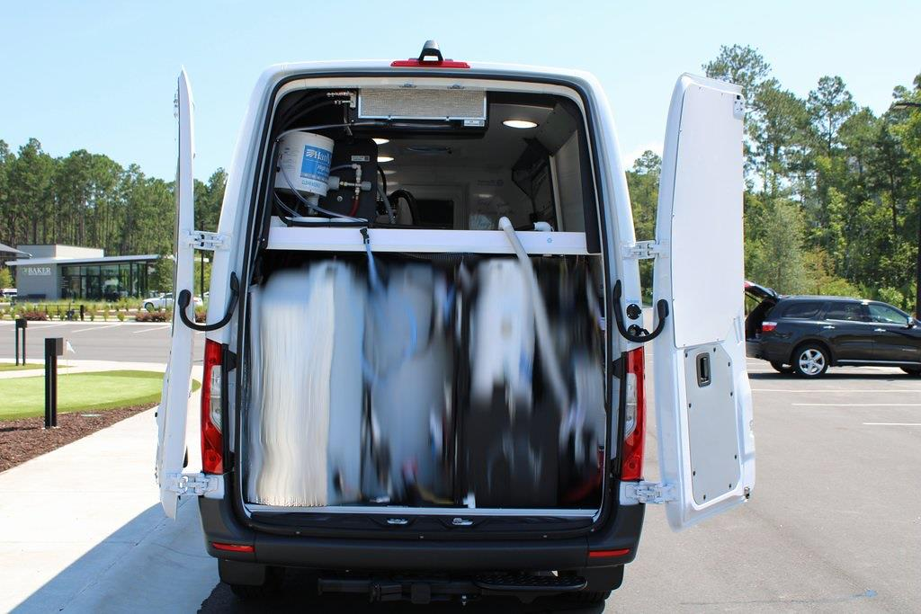 2020 Mercedes-Benz Sprinter 2500 Standard Roof 4x2, Hanvey Engineering & Design Other/Specialty #MV0110 - photo 22