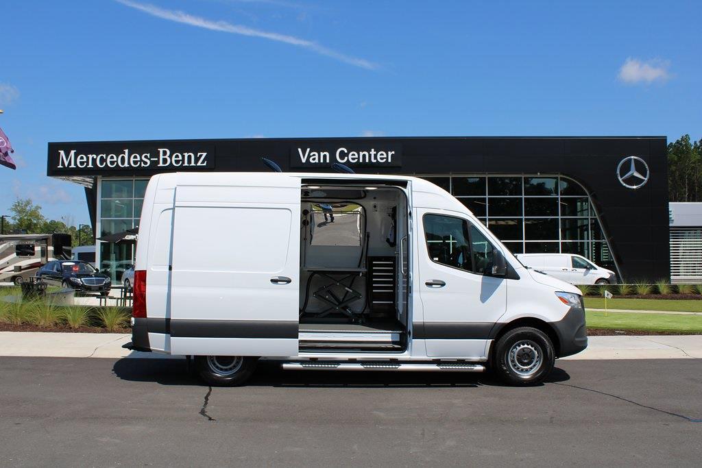 2020 Mercedes-Benz Sprinter 2500 Standard Roof 4x2, Empty Cargo Van #MV0110 - photo 7