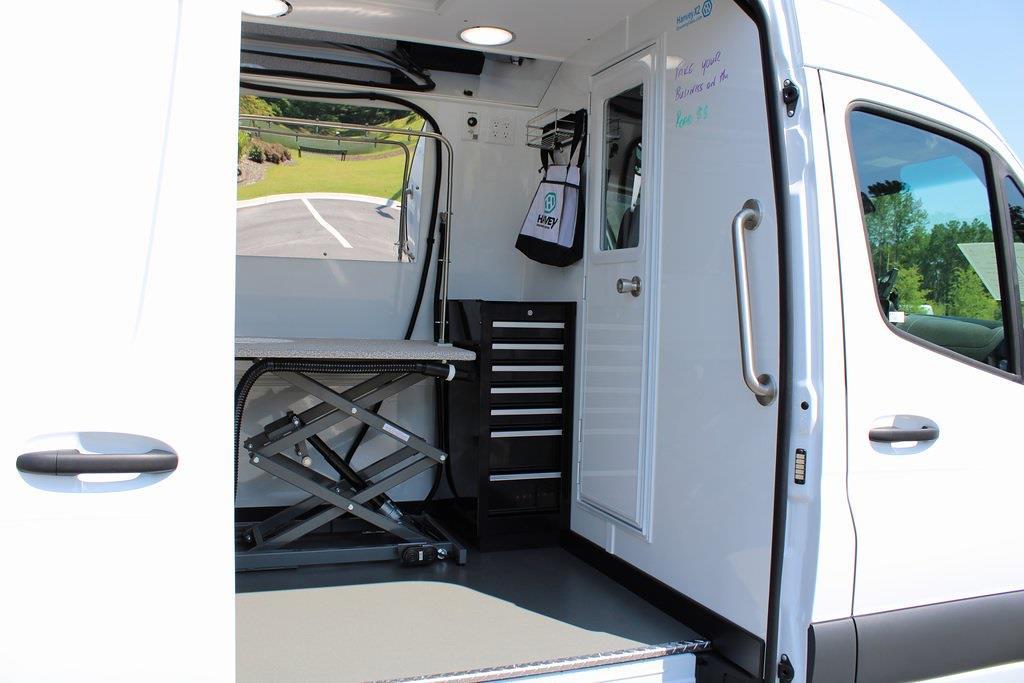 2020 Mercedes-Benz Sprinter 2500 Standard Roof 4x2, Empty Cargo Van #MV0110 - photo 9