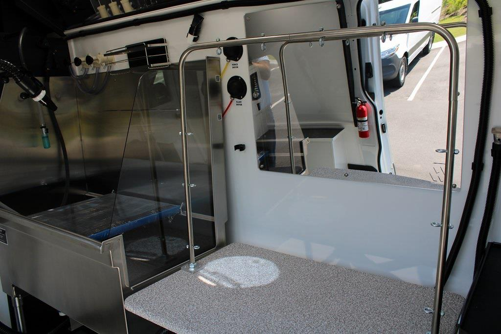 2020 Mercedes-Benz Sprinter 2500 Standard Roof 4x2, Hanvey Engineering & Design Other/Specialty #MV0110 - photo 9