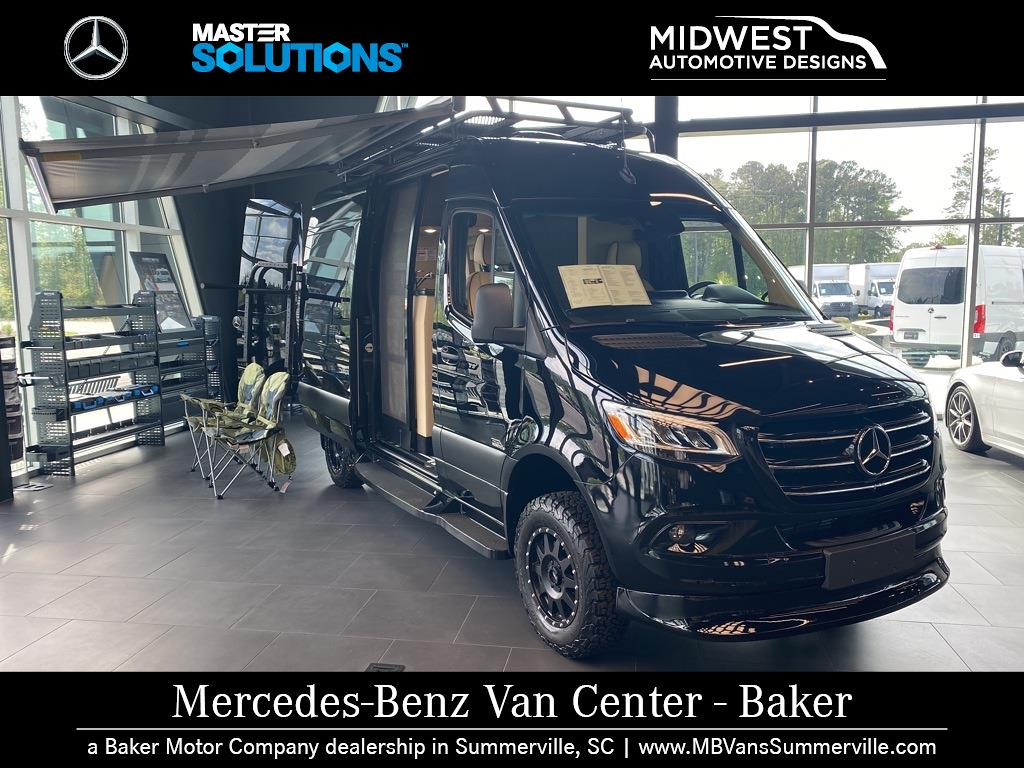 2020 Mercedes-Benz Sprinter 2500 Standard Roof 4x4, Midwest Automotive Designs Other/Specialty #SP0175 - photo 1
