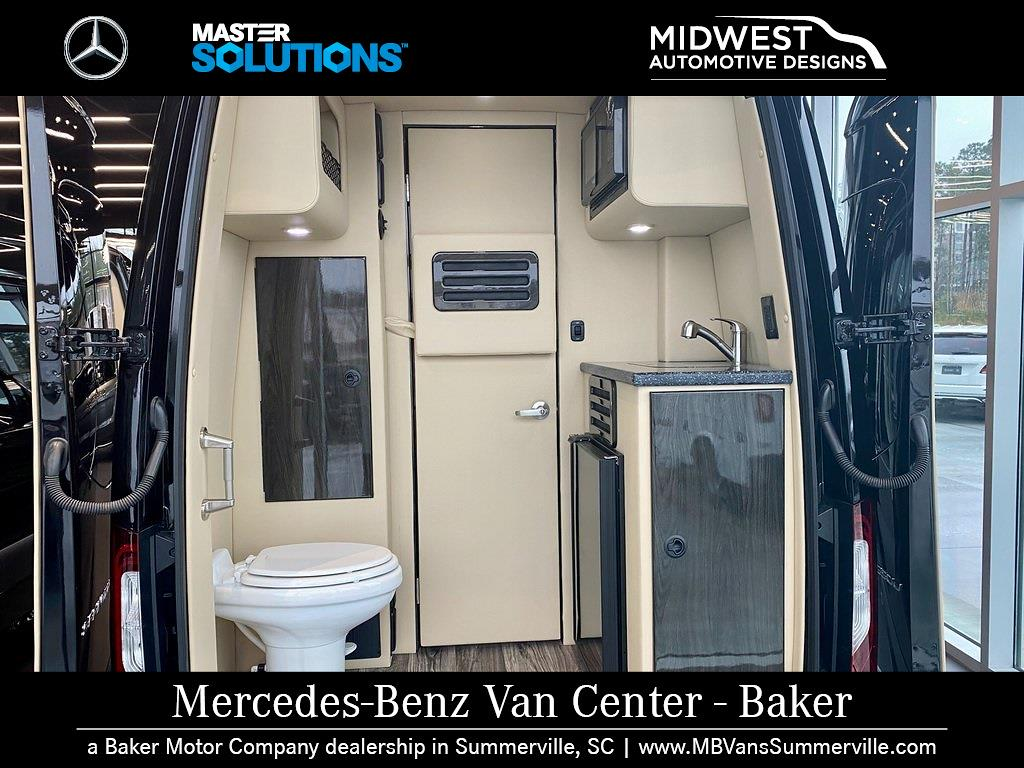 2020 Mercedes-Benz Sprinter 3500 High Roof 4x2, Midwest Automotive Designs Other/Specialty #MV0114 - photo 3