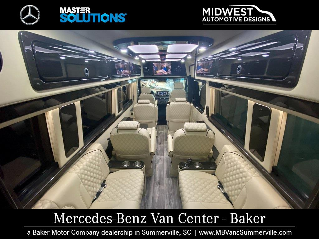 2020 Mercedes-Benz Sprinter 3500 High Roof 4x2, Midwest Automotive Designs Other/Specialty #MV0114 - photo 27