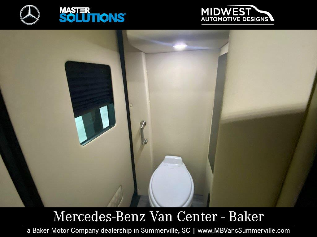 2020 Mercedes-Benz Sprinter 3500 High Roof 4x2, Midwest Automotive Designs Other/Specialty #MV0114 - photo 29