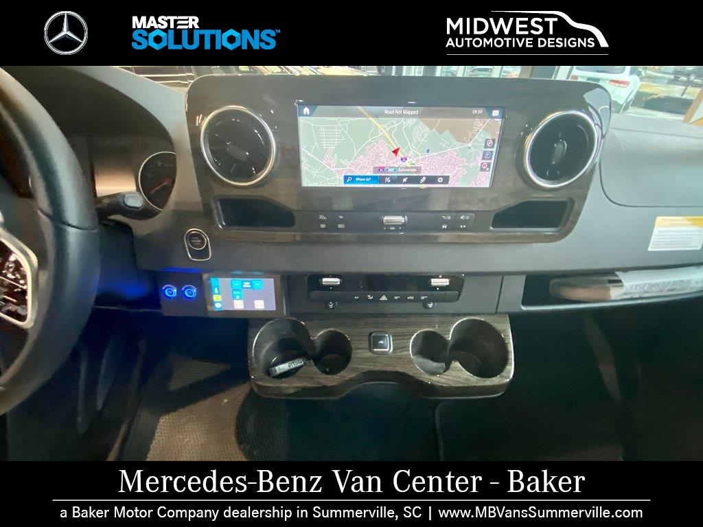 2020 Mercedes-Benz Sprinter 3500 High Roof 4x2, Midwest Automotive Designs Other/Specialty #MV0114 - photo 32