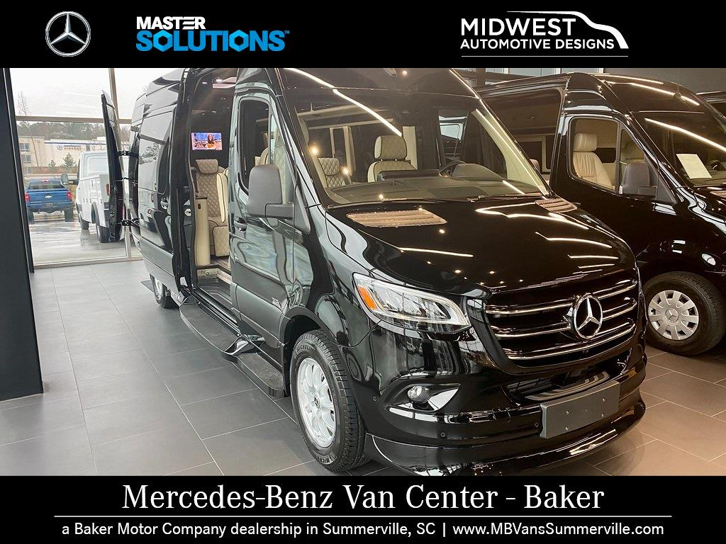 2020 Mercedes-Benz Sprinter 3500 High Roof 4x2, Midwest Automotive Designs Other/Specialty #MV0114 - photo 5