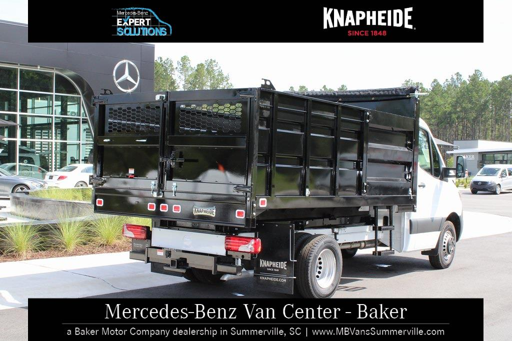2020 Mercedes-Benz Sprinter 4500 Standard Roof DRW 4x2, Knapheide Landscape Dump #MV0117 - photo 1