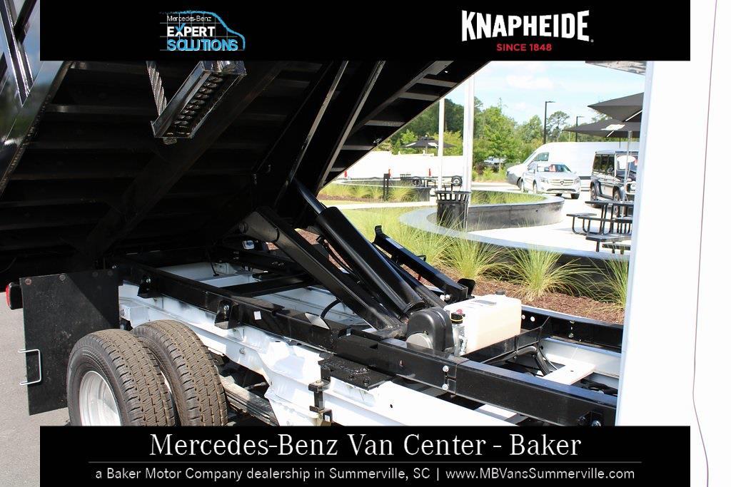 2020 Mercedes-Benz Sprinter 4500 Standard Roof DRW 4x2, Knapheide Landscape Dump #MV0117 - photo 9