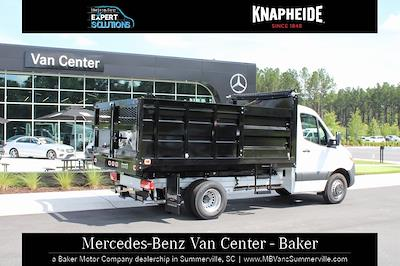 2020 Mercedes-Benz Sprinter 4500 Standard Roof DRW 4x2, Knapheide Landscape Dump #MV0117 - photo 11