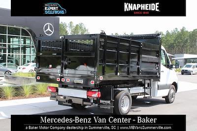 2020 Mercedes-Benz Sprinter 4500 Standard Roof DRW 4x2, Knapheide Landscape Dump #MV0117 - photo 2