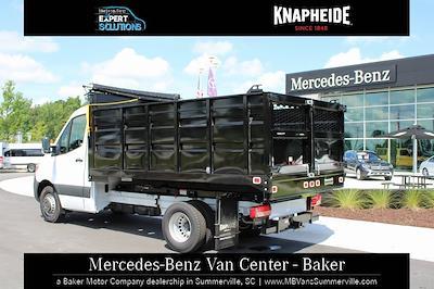 2020 Mercedes-Benz Sprinter 4500 Standard Roof DRW 4x2, Knapheide Landscape Dump #MV0117 - photo 15